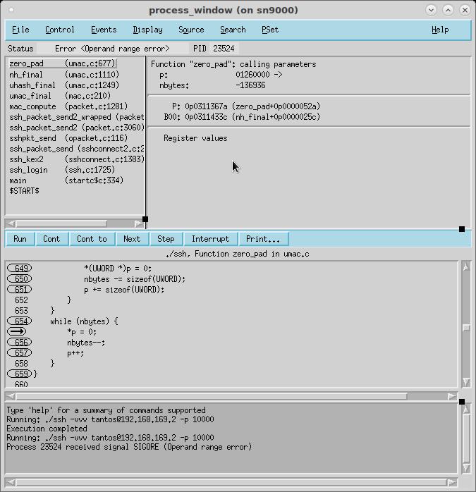 To SSH and beyond | Modular Circuits